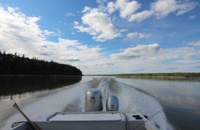 Mackenzie River Tour