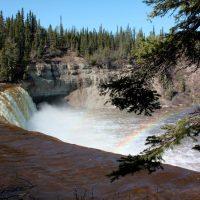 lady evelyn falls, buffalo viewing tour