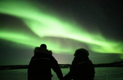 aurora hunting tour