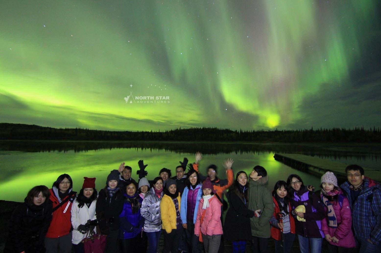 Aurora Viewing, Aurora Tours, North Star Adventures, Aurora Hunting