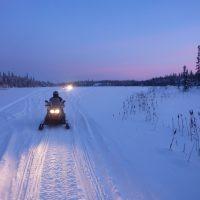 Arctic Snowmobile Adventure, North Star Adventures