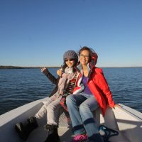 Great Slave Lake Boat Tour