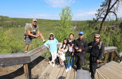 Cameron Falls Nature Hike - North Star Adventures