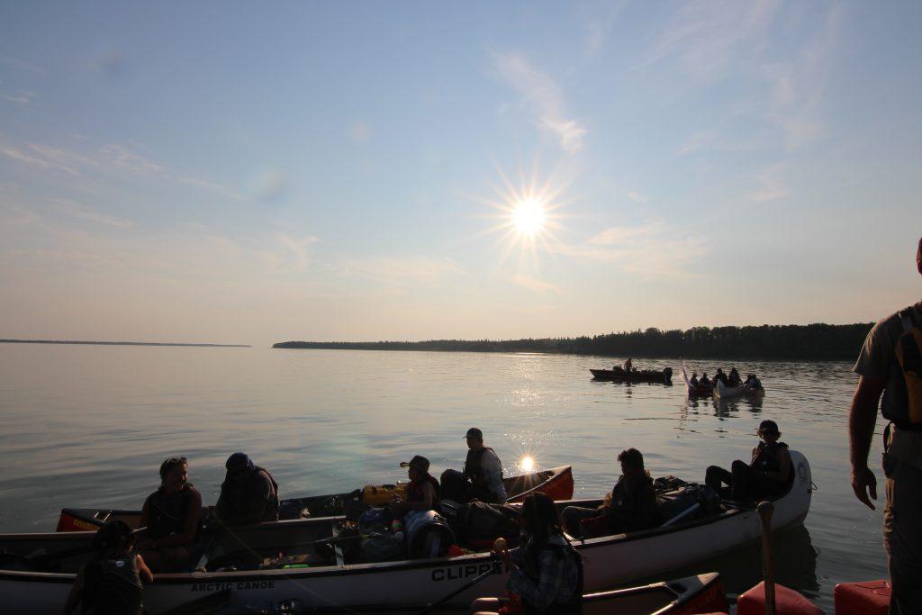 canoe adventures, mackenzie river, north star adventures