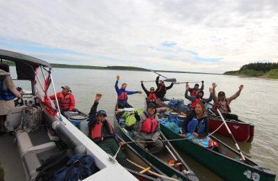 Mackenzie River, Canoe adventures, North Star Adventures