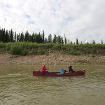 mackenzie river, canoe adventures, canoe tours