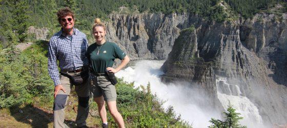 Mackenzie Nahanni Adventure, North Star Adventures, Virginia Falls,