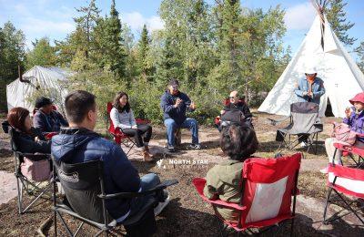 dreamcatcher workshop, indigenous culture tour, north star adventures