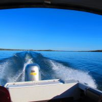 Great Slave Lake Boat Tour