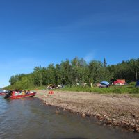 Mackenzie River, canoe adventures, northwest territories