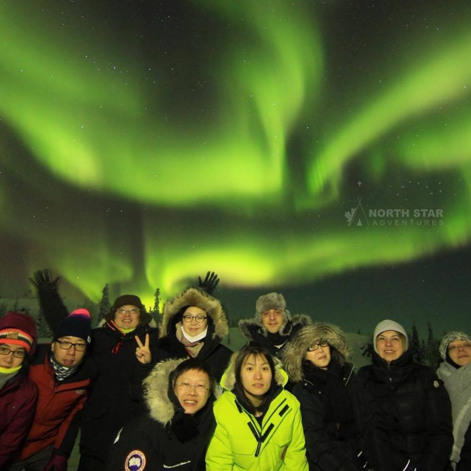 North Star Adventures - Aurora Hunting Tour