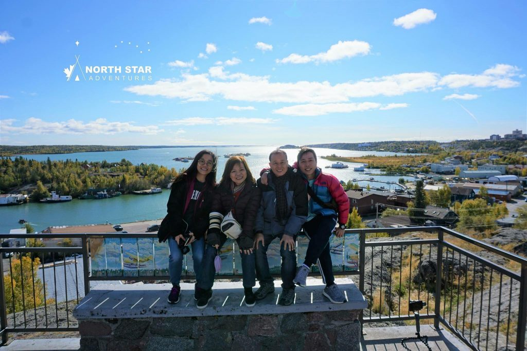 city tour, yellowknife, north star adventures