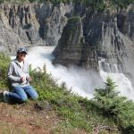 Midnight Sun Road Adventure, Nahanni National Park, Virginia Falls, North Star Adventures