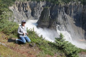 Midnight Sun Road Adventure, Nahanni National Park, Virginia Falls, North Star Adventures