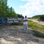 Midnight Sun Road Adventure, North Star Adventures, Nahanni National Park,