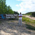 Midnight Sun Road Adventure, North Star Adventures, Nahanni National Park,