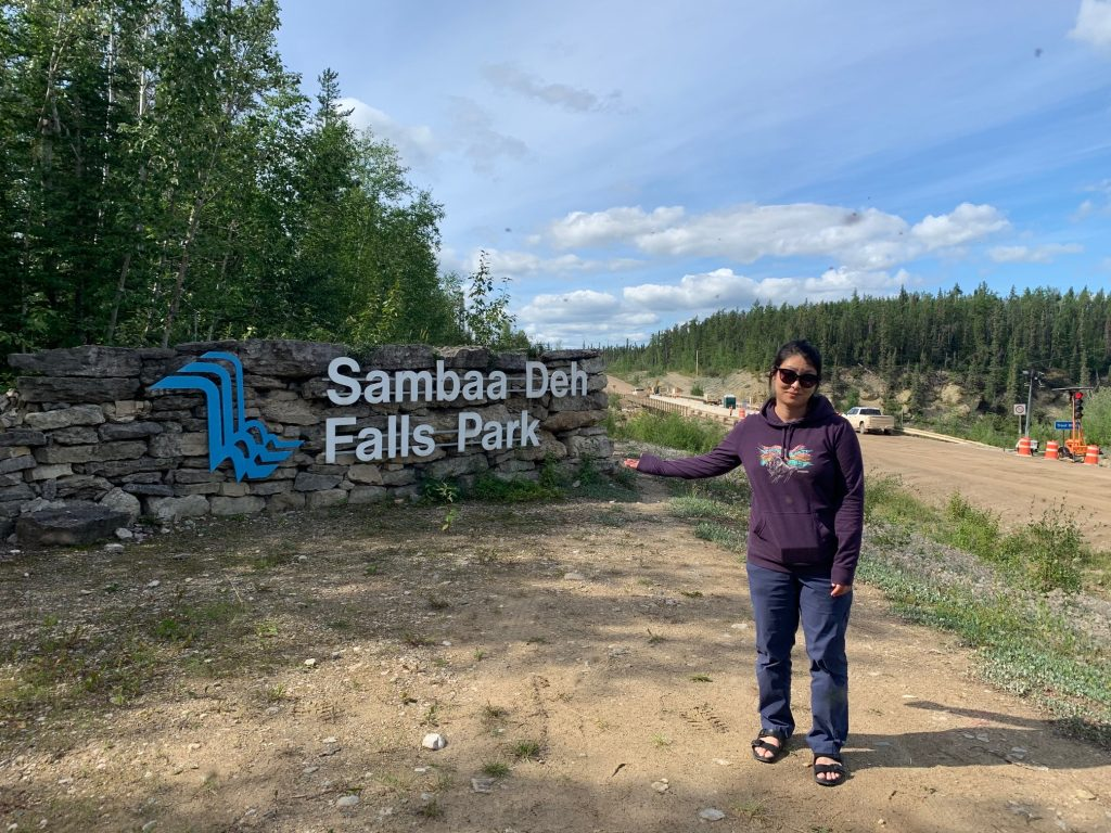 Sambaa Deh Falls, North Star Adventures