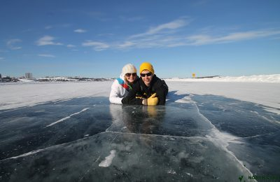 Ice Road Tour, North Star Adventures