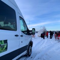 North Star Adventures Ice Fishing Tour