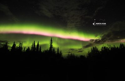 Aurora Hunting, North Star Adventures, Yellowknife Tours