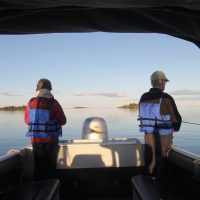 Great Slave Lake, fishing tour, north star adventures, yellowknife