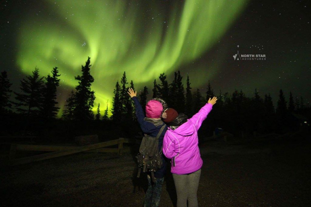 Aurora Hunting, North Star Adventures