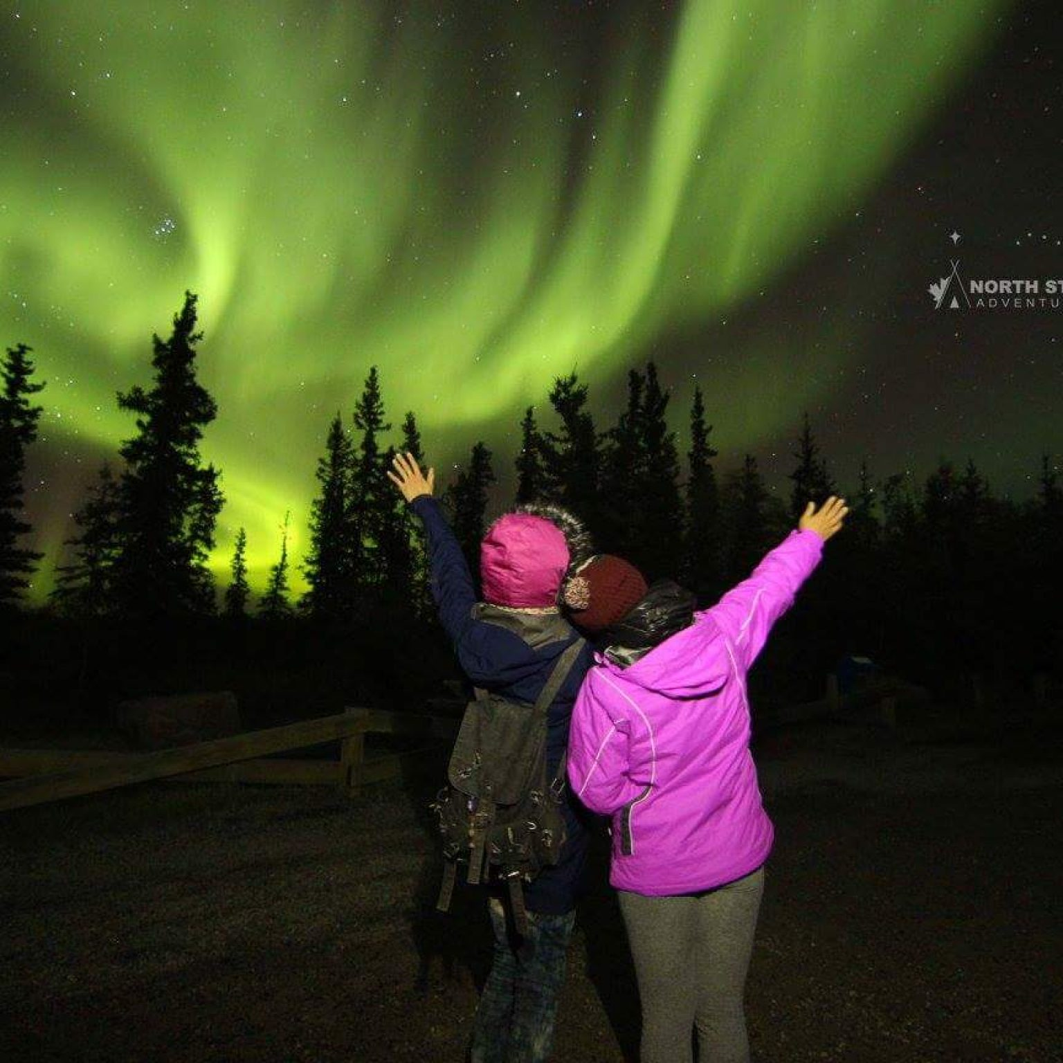 Aurora Hunting, North Star Adventures
