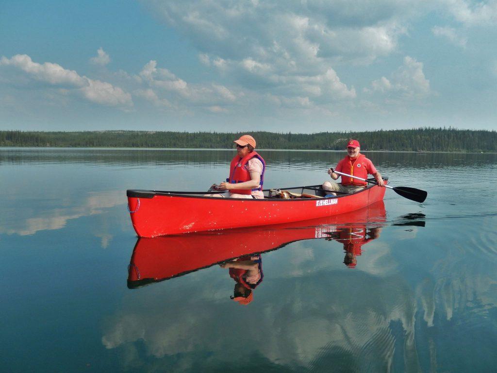 mackenzie river canoe tours, north star adventures