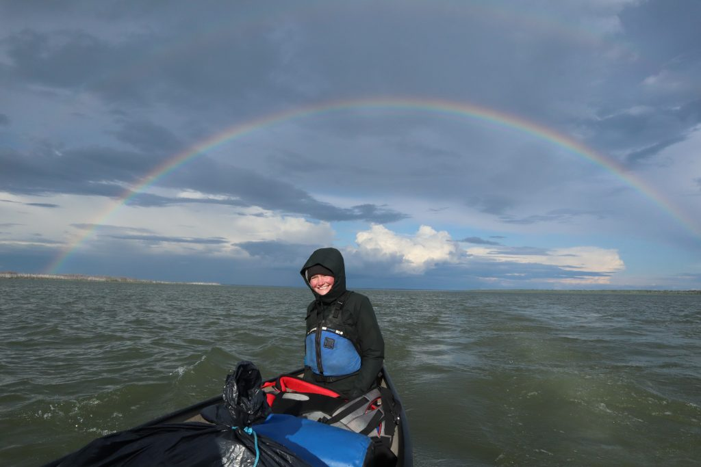 Mackenzie River, canoeing, canoe Tours, North Star Adventures
