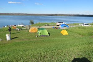 canoe adventures, mackenzie river, north star adventures