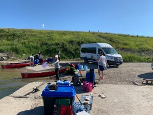 mackenzie river, north star adventures, canoe adventure, indigenous culture