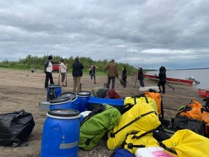 mackenzie river canoe tours, north star adventures, indigenous culture
