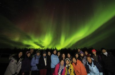 Aurora Hunting Tour, North Star Adventures