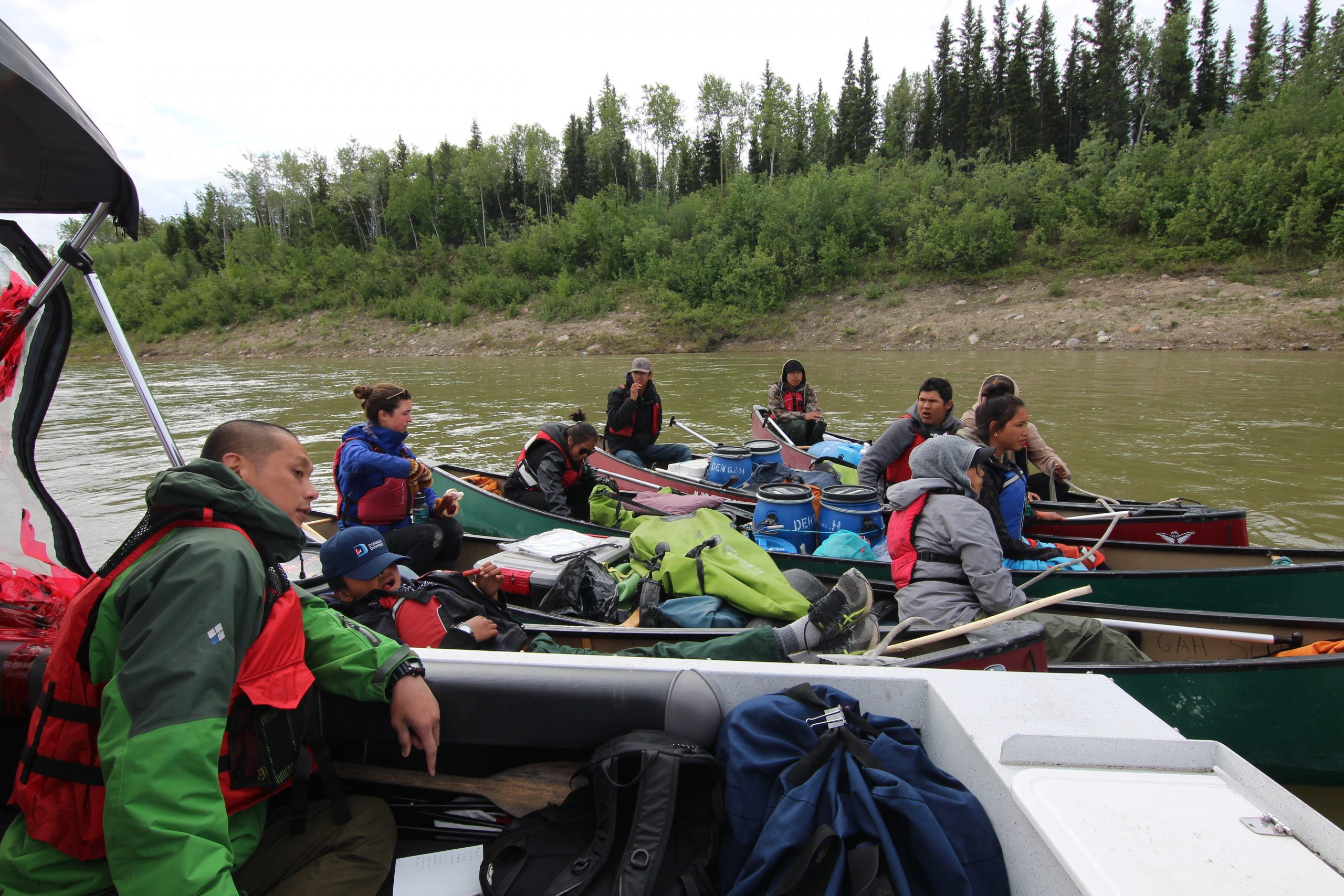 Mackenzie River Canoe Expeditions