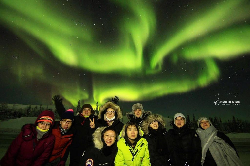 aurora tour, aurora packages, yellowknife tours
