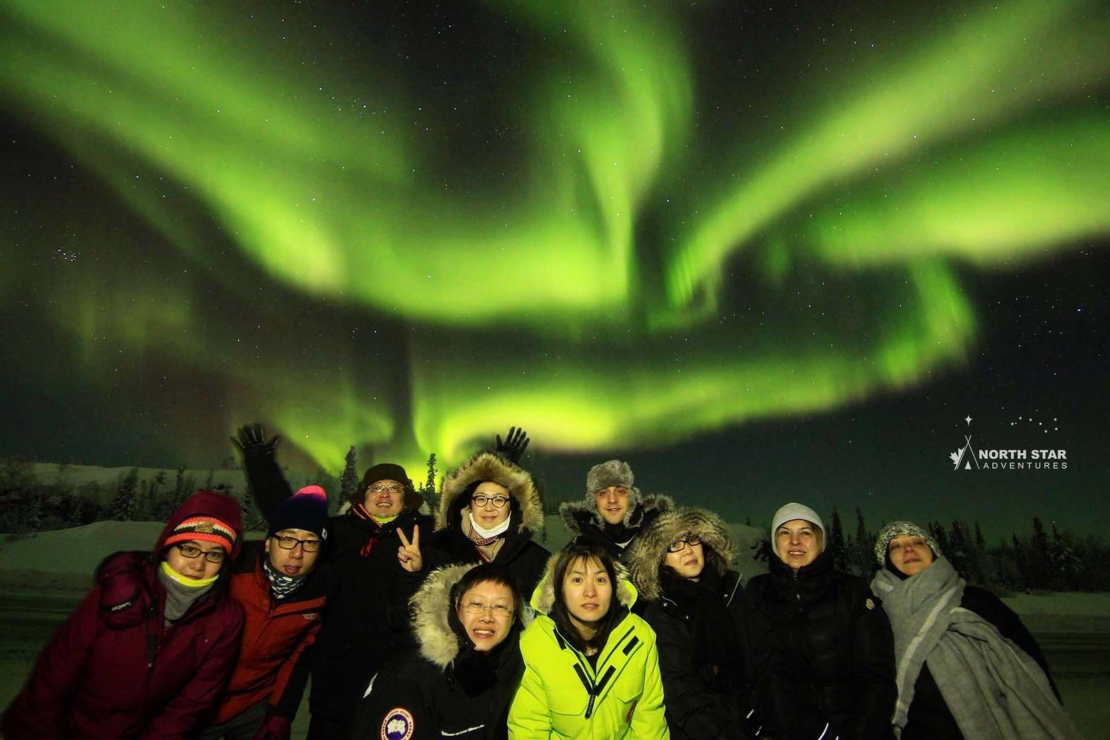 aurora tour, aurora packages, yellowknife tours